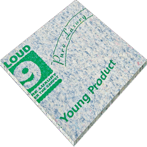 Ball & Young Cloud 9 Contract 8mm Foam Underlay