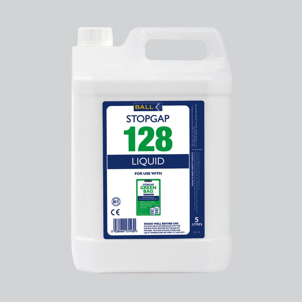 F Ball Stopgap 5 Ltr 128 Liquid
