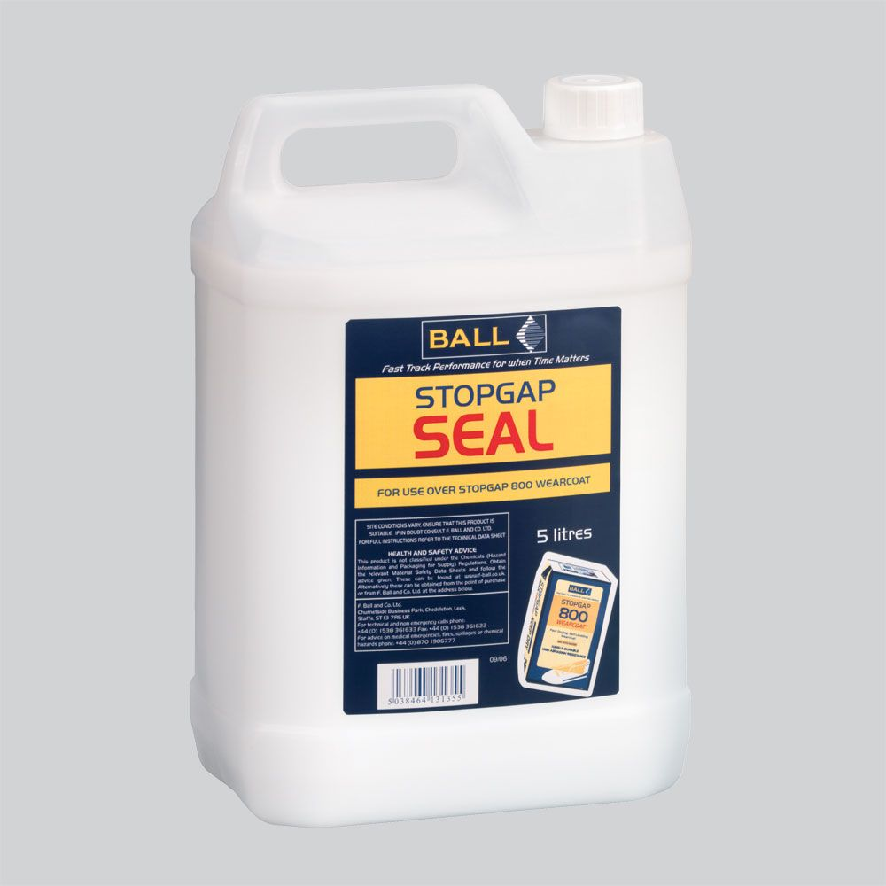 F Ball Stopgap Seal 5 Ltr