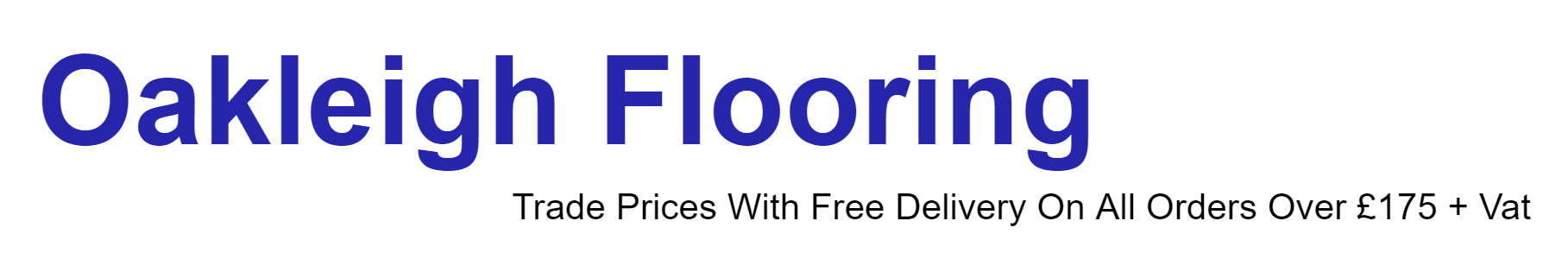 Oakleigh Flooring Ltd